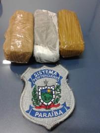 DROGAS 202x270 - Agentes Penitenciários apreendem droga na Penitenciária Média