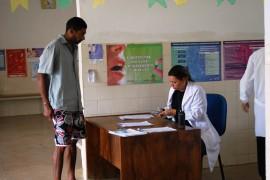 DSC 1982 270x180 - Serviço de Saúde do Serrotão realiza mais de 4 mil atendimentos em cinco meses