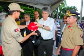 ENTREGA DE VIATURAS DA PM 214 270x179 - Ricardo entrega mais de R$ 7 milhões em equipamentos