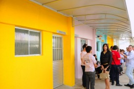 LABORATORIO CLEMENTINO FRAGA 3 portal 270x179 - Ricardo inaugura ambulatório de saúde para travestis e transexuais