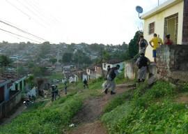 Operação Integrada fotos Edvaldo Malaquias 19 07 2013 027 270x192 - 'Operação Integrada' prende sete pessoas e apreende arma e drogas em Santa Rita