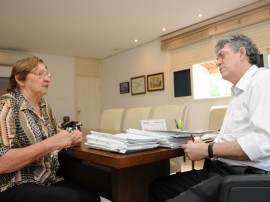PREFEITA DE NOVA OLINDA11 270x202 - Ricardo recebe prefeita de Nova Olinda e lideranças de Soledade