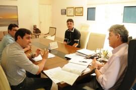 PREFEITO CUBATI11 270x179 - Ricardo discute projetos do Pacto Social com prefeitos do Seridó e Cariri