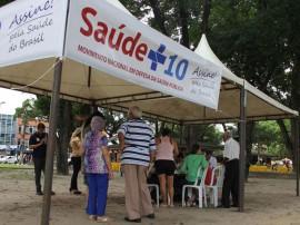 Stand Parque Solon de Lucena saúde+10 FOTO Ricardo Puppe 270x202 - Paraíba coleta assinaturas para o Movimento Nacional Saúde +10