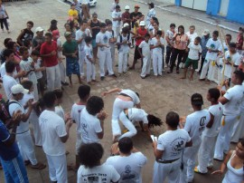 capoeira angola palmares 01 270x202 - Espetáculos de teatro e circo garantem diversão no Festival de Artes de Areia