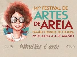 festival de artes de areia logo marca 270x202 - Cultura popular e oficinas são destaques do Festival de Areia