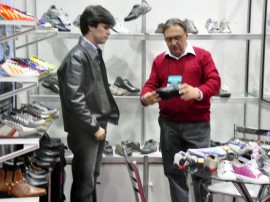 francal sao paulo artesanado e moda foto vall franca 8 270x202 - Paraíba é destaque na Feira Internacional de Calçados