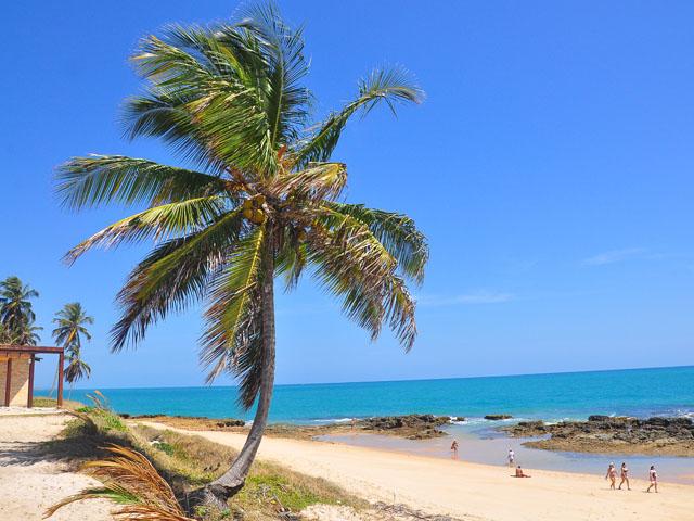 litoral foto walter rafael21 - Governo apresenta campanha para atrair turismo durante a Copa 2014