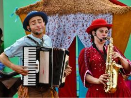 maria botina e lampezao 011 270x202 - Artes plásticas, circo e dança são destaques do Festival de Areia