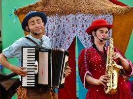 maria botina e lampezao 012 270x202 - Espetáculos de teatro e circo garantem diversão no Festival de Artes de Areia