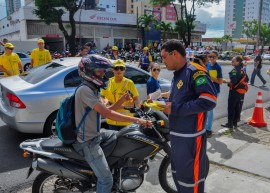 motocarreata 11 270x193 - 'Motocarreata' e ações de saúde marcam Dia do Motociclista