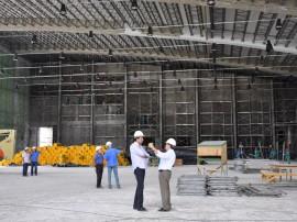 obras do centro de convecoes visita tecnica foto jose lins 781 270x202 - Governo realiza acabamento da segunda etapa do Centro de Convenções