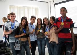 olimpiada fisica1 270x192 - Alunos recebem medalhas por destaque na Olimpíada Brasileira de Física das Escolas Públicas