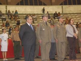 pm formatura no ronaldoao com romulo gouveia 2 270x202 - Governo forma novos policiais militares e garante reforço do efetivo no Estado