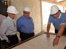 romulo e prefeito de campina visitam obras da aacd 6 270x202 - Governo celebra convênio de R$ 4,5 milhões com AACD