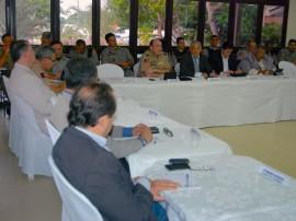 seds realiza reuniao de Monitoramento novos gestores foto isael alves 31 270x202 - Gestores da Segurança discutem atuação integrada na Paraíba