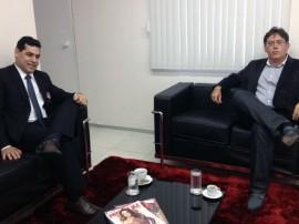 visita de cortesia mpt 270x202 - Procurador Geral do Estado discute parcerias com Ministério Público do Trabalho