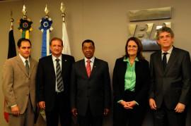 06.08.13 RICARDO petrobras rj FOTOS JOSE MARQUES 6 270x179 - Presidente da Petrobras garante distribuição no Porto de Cabedelo