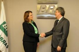 06.08.13 RICARDO petrobras rj FOTOS JOSE MARQUES 7 270x179 - Presidente da Petrobras garante distribuição no Porto de Cabedelo