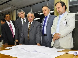 28.08.13 ricardo dnit foto roberto guedes secom pb 3 270x202 - Projeto do viaduto do Geisel vai ser analisado pelo Dnit em Brasília