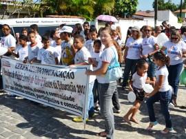 DIEGO NÓBREGA Caminha das Escolas de Mandacaru Mandacaru 08 08 2013 4 270x202 - Escolas estaduais realizam caminhada pela paz em João Pessoa