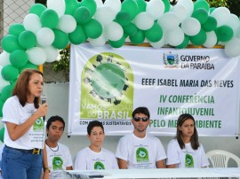 DIEGO NÓBREGA Conferência do meio ambiente Escola Izabel Maria das Neves 11 270x202 - Escola realiza Conferência Infantojuvenil pelo Meio Ambiente