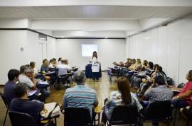 DIEGO NÓBREGA Reunião do CEJA 18 270x178 - Governo promove formação para professores de Educação de Jovens e Adultos em João Pessoa