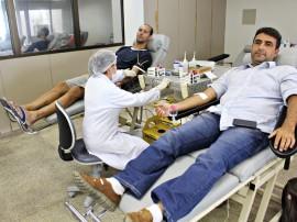 Hemocentro doacao de sangue FOTO Ricardo Puppe 21 270x202 - Hemocentro abre calendário de coletas externas nesta segunda-feira