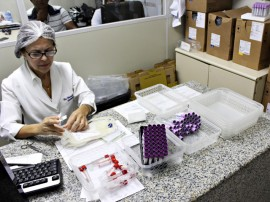Hemocentro doacao de sangue FOTO Ricardo Puppe 4 270x202 - Homens lideram números de doações de sangue no Hemocentro da Capital