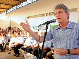 MONTEIRO 162 270x202 - Ricardo e ministro assinam ordem para início das obras da Transposição
