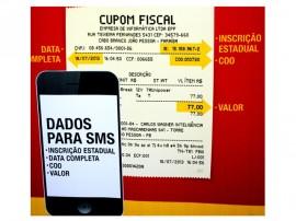 Nota Fiscal para explicar envio do SMS2 270x202 - Campanha Cupom Legal tem apoio da Associação dos Supermercados
