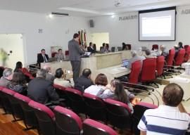 Reunião Prestação de Contas FOTO Ricardo Puppe1 270x192 - Tribunal de Contas aprova contas da Saúde do Estado por unanimidade