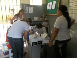 VacinaExame 24 270x202 - Setor de Saúde da Seap imuniza reeducandos da cadeia pública de Pombal