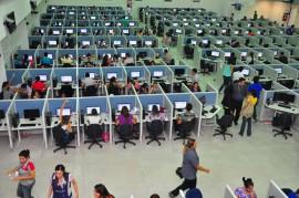 call center mangabeira e obras no jose americo foto kleide teixeira 211 270x179 - Paraíba apresenta quarto melhor saldo de empregos em serviços do Nordeste