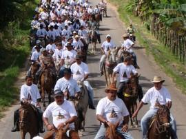 cavalgada portal1 270x202 - Cavalgada da Fé encerra Caminhos do Frio na cidade de Serraria
