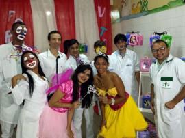 hospital infantil de patos 5 270x202 - Hospital Infantil de Patos lança projeto para tratamento divertido