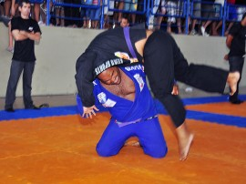 presidiario golias luta1 1 270x202 - Reeducando ganha medalha de ouro no Open Paraíba de Jiu-Jitsu