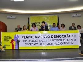 reuniao de planejamento do orcamento democratico foto jose lins 3 270x202 - Orçamento Democrático discute investimentos nas regiões