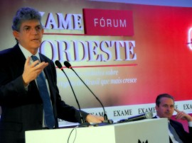 ricardo no exame forum ne foto jose marques 1 270x202 - Ricardo fala sobre crescimento da PB e união dos estados nordestinos