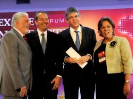 ricardo no exame forum ne foto jose marques 5 270x202 - Ricardo fala sobre crescimento da PB e união dos estados nordestinos