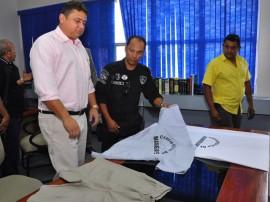 seap novo fardamento para as penitenciarias do interior foto jose lins 21 270x202 - Reeducandos da Cadeia Pública de Mamanguape recebem novos uniformes
