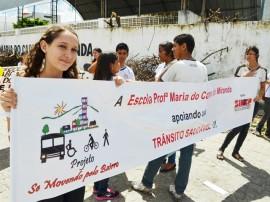 see Caminhada Pela Paz no Trânsito Esc Maria do Carmo Miranda foto diego nobrega 3 270x202 - Escola Estadual realiza projeto 'Se movendo pelo bairro' em Jaguaribe