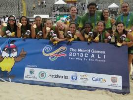 selecao de handebol conquista world game 2013 2 270x202 - Paraibanas da seleção brasileira de handebol ganham o World Games