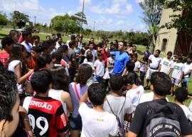 11.09.13 convenio unip escolinha esportes 21 270x192 - Governo inicia projeto Escolinhas de Esportes em parceria com o Unipê