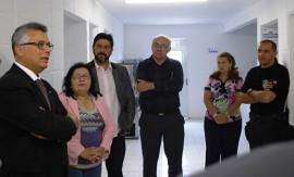 16.09.13 visita hoje serroto 11 270x163 - Representante do Senado conhece Serrotão e diz que presídio é exemplo para o Brasil