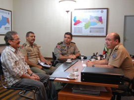 24.09.13 pm seguranca do bregareia 1 270x202 - Polícia define esquema de segurança para o Bregareia