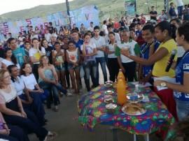 Apresentação de comidas sustentáveis 270x202 - Escola Estadual de Alagoinha promove gincana cultural sobre sustentabilidade