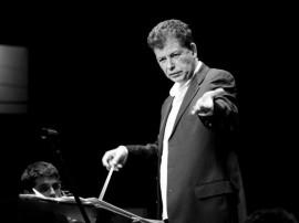 Areia 2 270x202 - Maestro Luiz Carlos Durier assume comando da Orquestra Sinfônica