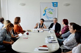 DIEGO NÓBREGA Reunião Paulo Freire 6 cópia 270x178 - Governo lança Ano Cultural 2013 em homenagem a Paulo Freire