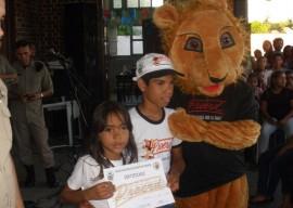 Dare Mascote do PROERD 270x192 - Polícia amplia Programa de Prevenção às Drogas nas escolas paraibanas